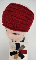 Hand Knitted Ear Band [Cross Weave] LOOP